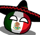 Second Federal Republic of Mexicoball