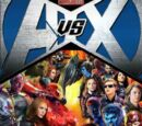 The Avengers vs. X-Men