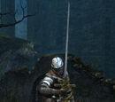 Espadas de estocada de Dark Souls