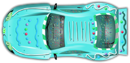 Light Blue Gingerbread Racer.png