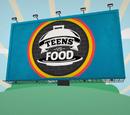 Teens vs. Food