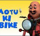 Motu ki Bike
