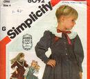 Simplicity 6092 B