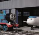 Thomas y el Avión