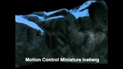 Making Of Titanic - Iceberg Deck VFX