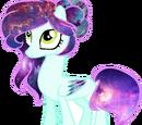 Violet Galaxies