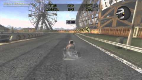 Grand Prix Race 1 (Carnival Course) - Bully