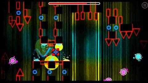 """Geometry dash"" Demon lvl - Cyber Paradise"