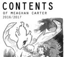 Contents 2016/2017 Sketchbook by Meaghan Carter