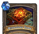 Mysterious Tome