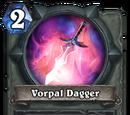 Vorpal Dagger