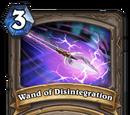 Wand of Disintegration