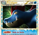 Feraligatr (HeartGold & SoulSilver 108 TCG)