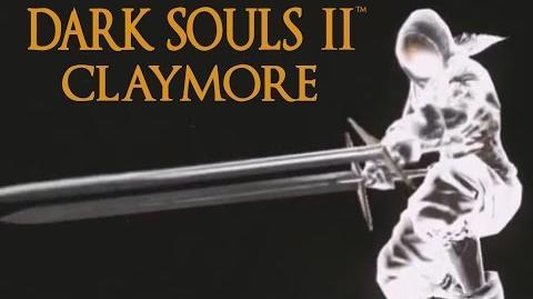 Espadones de Dark Souls II