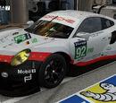 Porsche 92 Porsche GT Team 911 RSR