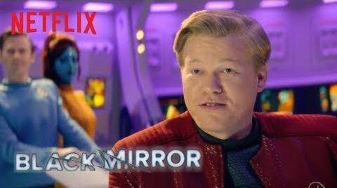 Black Mirror - U.S.S. Callister Official Trailer HD Netflix