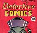 Detective Comics (Volumen 1)
