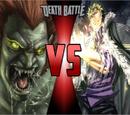 Blanka vs Laxus Dreyar