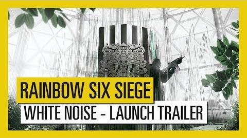Clear Arrow/Rainbow Six Siege: Operation White Noise ya está disponible
