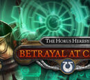 Algrim Whitefang/The Horus Heresy - Betrayal at Calth VR Game!