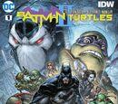 Batman/Teenage Mutant Ninja Turtles II Vol 1