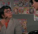 Lamango/Ultra Kaiju cameos in Godzilla vs Gigan