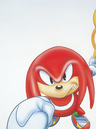 Chaotix Knuckles promotional.png
