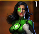 Green Lantern/Jessica Cruz Rebirth