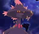 Lusamine's Mismagius (anime)