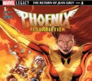 Phoenix Resurrection: The Return of Jean Grey Vol 1 1