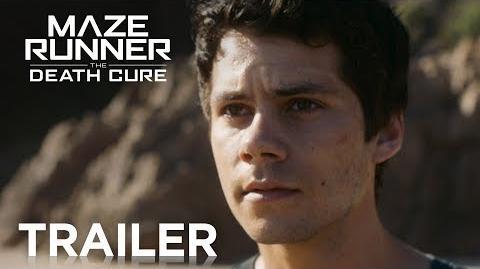 Maze Runner The Death Cure Official Final Trailer HD 20th Century FOX