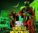 Grand Theft Auto V: Undead Nightmare