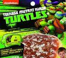 Teenage Mutant Ninja Turtles Cheese Pizza Refill Pack!