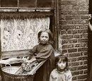Bess and Cora of Spitalfields