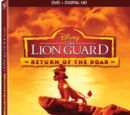 The Lion Guard: Return of the Roar (DVD)