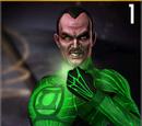 Sinestro/Green Lantern