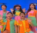 Hi-5 Indonesia Series 1, Episode 3 (I love)