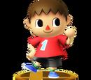 Trophées SSB4 (Animal Crossing)