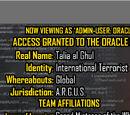 Oracle Files: Talia al Ghul 2