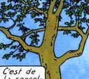 Mutated Apple Tree (The Adventures of Tintin)