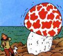 Mutated Mushroom (The Adventures of Tintin)