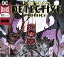 DETECTIVE COMICS 971