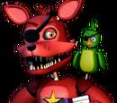 Rockstar Foxy
