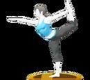 Trophées SSB4 (Wii Fit)