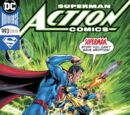 Action Comics Vol 1 993