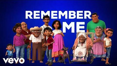"Miguel - Remember Me (Dúo) (From ""Coco"" Official Lyric Video) ft. Natalia Lafourcade"