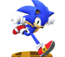 Trophées SSB4 (Sonic the Hedgehog)