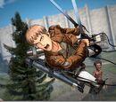 Aerys III Targaryen/Koei Tecmo nos muestra como será la vida diaria de un Explorador en Attack on Titan 2