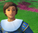 Postacie z filmu Barbie i magiczne baletki