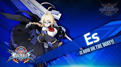 BlazBlue Cross Tag Battle Character Introduction Trailer 5